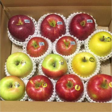 りんご4種の詰め合わせセット 5㎏