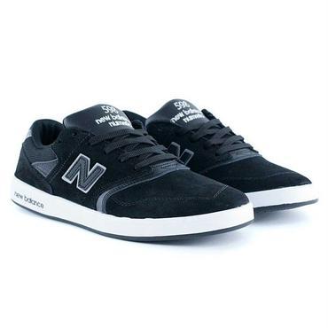 NEW BALANCE NUMERIC(ニューバランス)スケート シューズ 598 BLACK/WHITE(NM598BCK)
