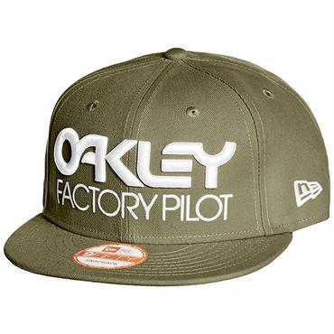 OAKLEY(オークリー) NOVELTY  SNAP BACK NEW ERA HAT (NEW ERA 9FIFTY ニューエラ) スナップバック CAP