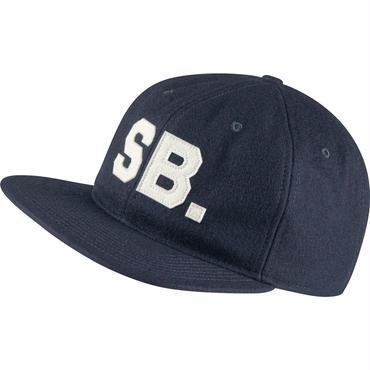 Nike SB (ナイキエスビー)  INFIELD PRO ADJUSTABLE CAP (806050-451) NAVY CAP/HAT スケートボードキャプ SKATEBOARDING SK8