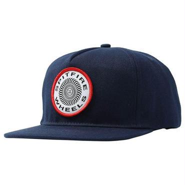 SPITFIRE(スピットファイアー)OG CLASSIC PATCH SNAPBACK HAT CAP スナップバックキャップ 6PANEL Hat cap パネルキャップ/ハット