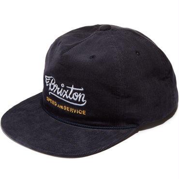 BRIXTON(ブリクストン) MACH マッチ SNAP BACK NAVY スナップバックキャップ/ハット/CAP/SNAP BACK