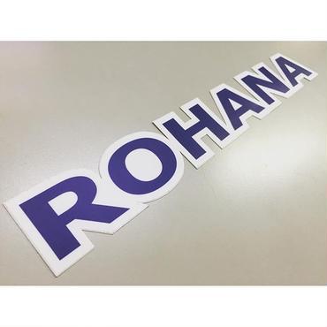 Rohana wheels カラードステッカー