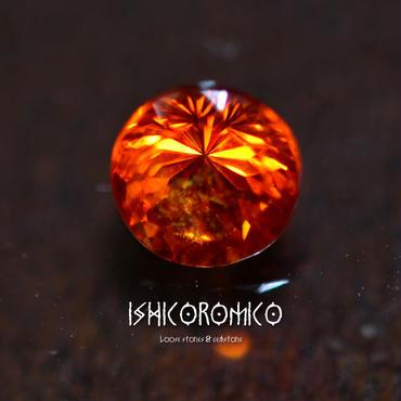 紅亜鉛鉱 (ジンカイト/ジンサイト)
