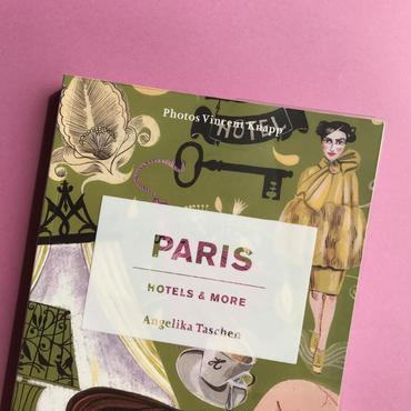 単行本『PARIS HOTELS & MORE』(TASCHEN)