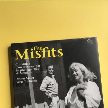 大型本『The Misfits』(洋書)