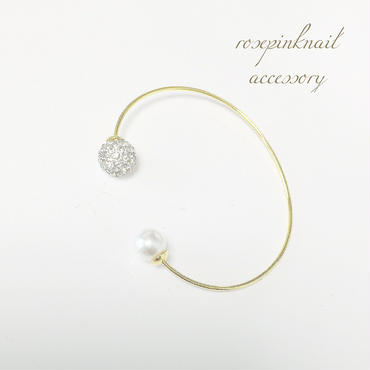 swarovski  simple  bracelet