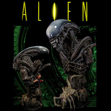 ALIEN 1/4 scale Bust kit
