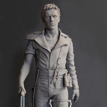 MAD MAX 1/4scale  キット【取り寄せ】