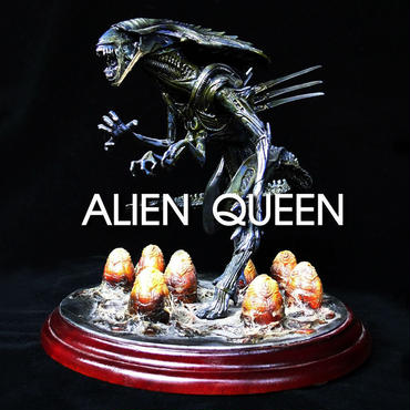 Alien Queen AVP Ver. 完成品