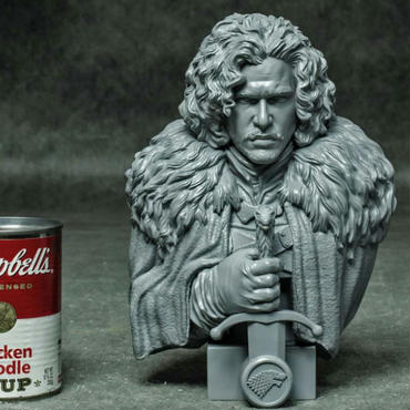 Jon Snow  Bust kit【取り寄せ】