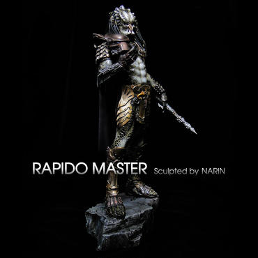 Rapido Master 完成品