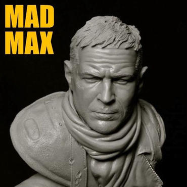 MAD MAX 1/4scale  Bust キット【入荷中】