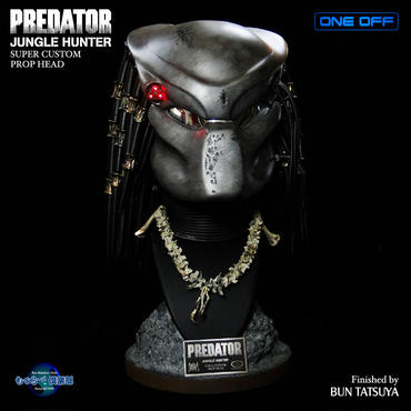 PREDATOR HEAD完成品