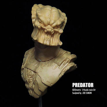 Predator 1/4 Bust キット