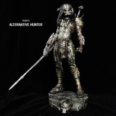 ALTERNATIVE HUNTER 完成品