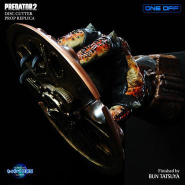 Predator 2  ディスクカッター&ハンド