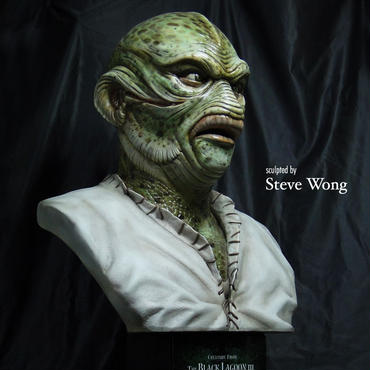 The Creature From The Black Lagoon 完成品