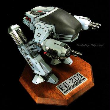 ED-209 ROBOCOP 完成品