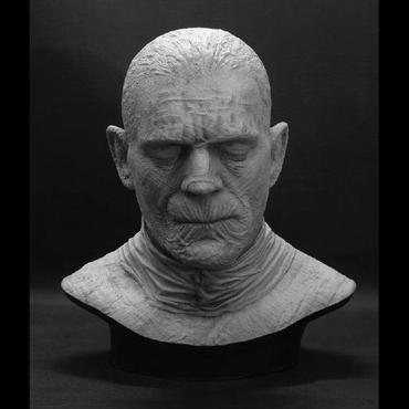 The Mummy 1/1 Bust 360°【取り寄せ】