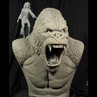 KING KONG Bust 360° kit【取り寄せ】