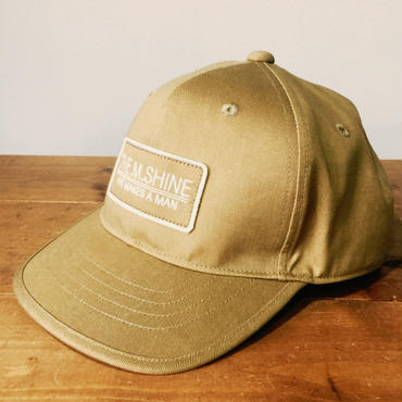 Mighty Shine   Short Mesh Cap