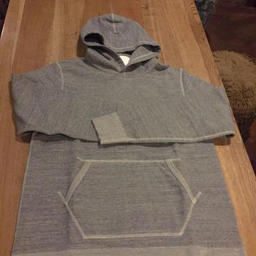 blurhms ブラームス Standard Hooded Sweat P/O メンズ