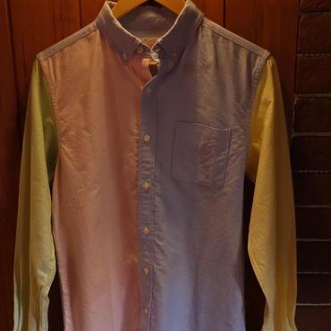 【SALE】 blurhms ブラームス standard ox BD shirt