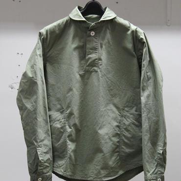定番プル型 リップストップシャツ LS-3M2