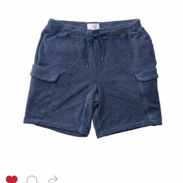 blurhms Heather Pile Shorts