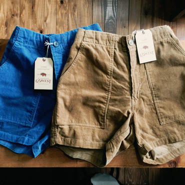 【GOWEST】BOARD SHORTS