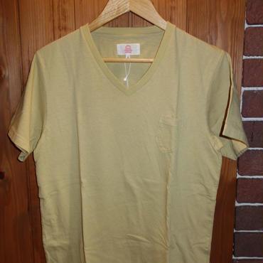 【SALE】 blurhms ブラームス cotton linen V pocket