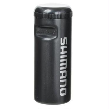 SHIMANO(シマノ) ツールボトル  ブラック/シルバーロゴ Y