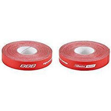 ■BBB リムテープ 高圧対応 粘着素材 ロールタイプ BTI-95 レッド