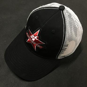 ☆SPANK スパンク ベースボールキャップ ブラック