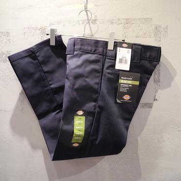 Dickies Slim Fit 873 Work Pants -  Dark Navy