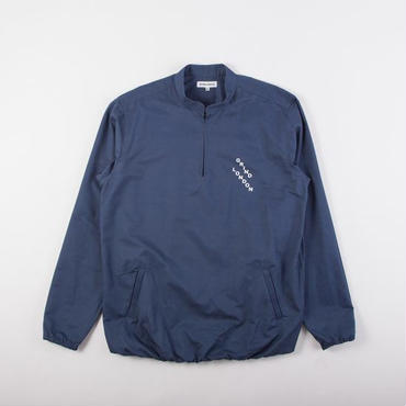 GRIND LONDON SQUAD PULLOVER-NAVY