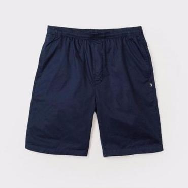 STUSSY Light Twill Beach Short-Navy