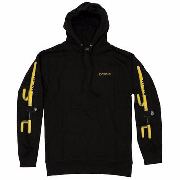 BRONZE 56K THE CLUB HOODY BLACK