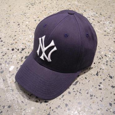 AMERICAN NEEDLE MLB 6PANEL CAP NEWYORK YANKEES - NAVY アメリカンニードル MLB 6パネル キャップ ニューヨークヤンキース ネイビー
