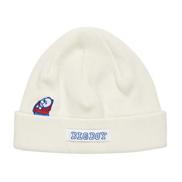 POLAR SKATE CO BIG BOY BEANIE-Ivory