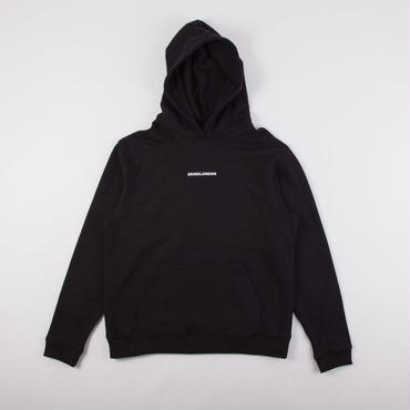 GRIND LONDON GRINDLONDON HOOD-BLACK