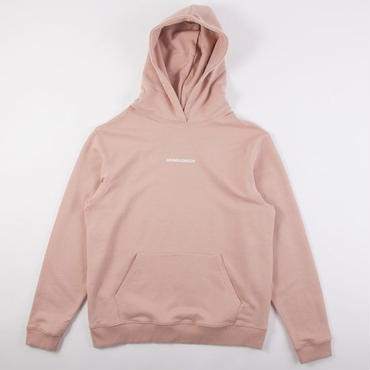 GRIND LONDON GRINDLONDON HOOD-PINK