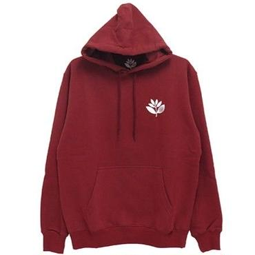 MAGENTA SKATEBOARDS CLASSIC HOODIE - RED