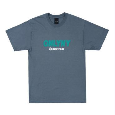 ONLY NY Sportswear T-Shirt-Bay Blue