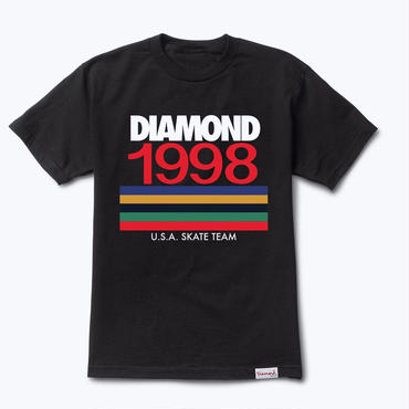 Diamond Supply Co. NINETIES TEE-BLACK