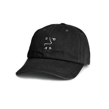 POLAR SKATE CO.DANE DOODLE CAP-BLACK
