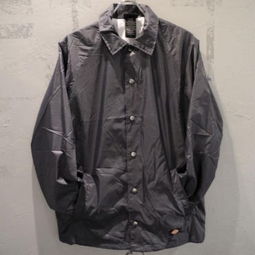 DICKIES COACH JACKET -  CHARCOAL