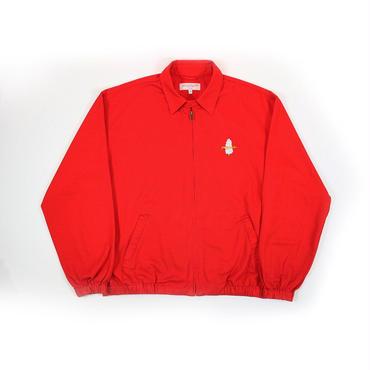 Yardsale  HARRINGTON JACKET-RED