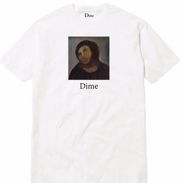 Dime RESTORATION T-SHIRT-White